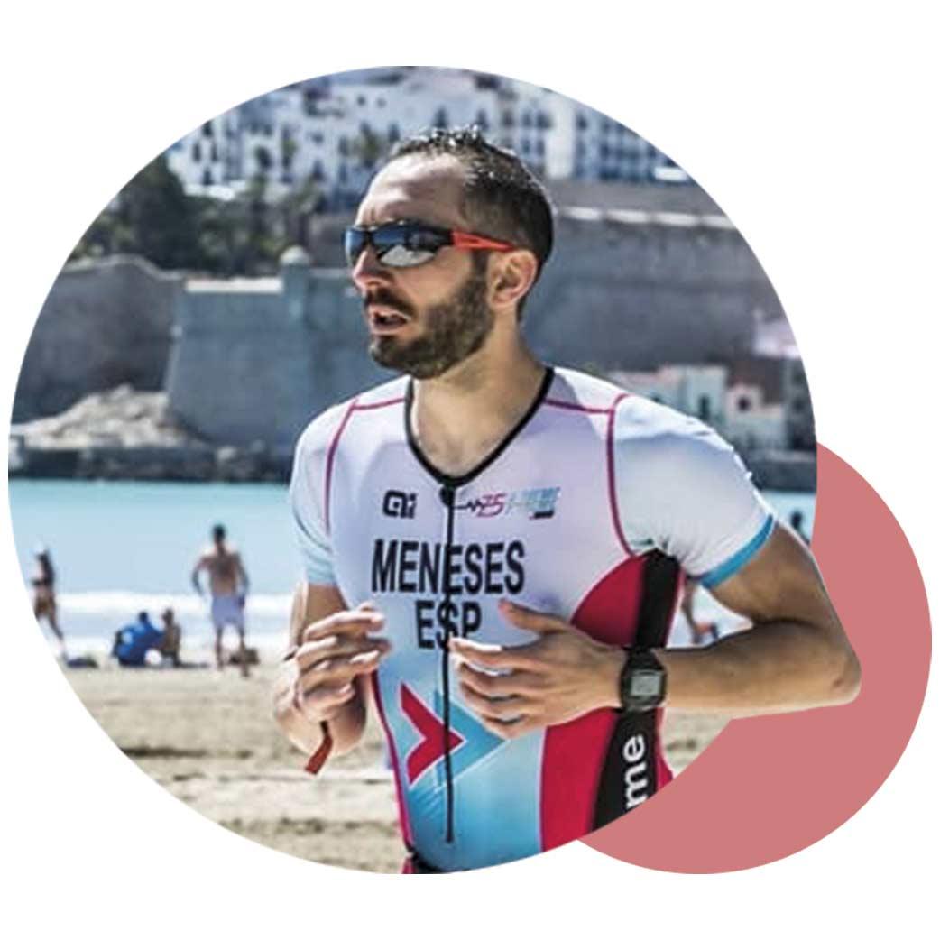 Javier Meneses - ABT Fisioterapia Zaragoza - Alberto Beltrán