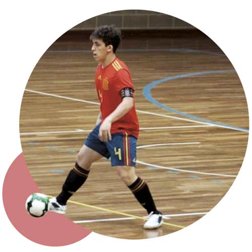 Marcos Forga - ABT Fisioterapia Zaragoza - Alberto Beltrán