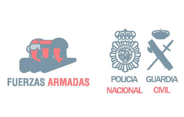 Fuerzas Armadas - ABT Fisioterapia Zaragoza - Alberto Beltrán